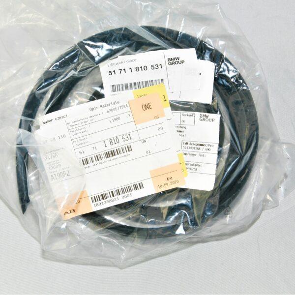 Guma uszczelniająca pokrywy silnika 51711810531
